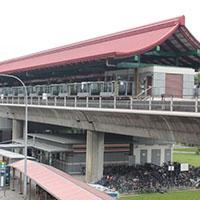 Singapore SMRT Lakeside