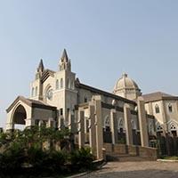 Sutera Alam Church, Jakarta Indonesia